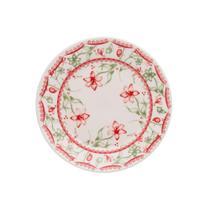 Conjunto de 6 Pratos Sobremesa 19cm Donna Vera - Biona