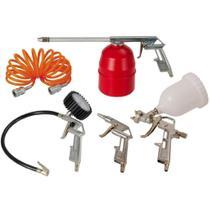 Conjunto de Acessórios Schulz p/ Compressor de Ar 5pçs - 809.1039-0 -