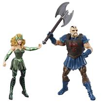 Conjunto de Bonecos - Disney -  Marvel Legends - The Mighty Thor - Executor e Encantor - Hasbro
