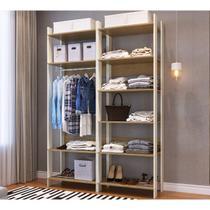 Conjunto De Closet Modulado Para Quarto CBCLA01 Off White Itapua Completa Moveis - Completa Móveis