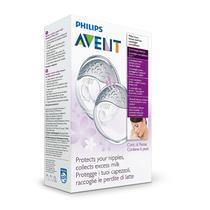 Conjunto de Conchas Protetoras para Seio com 6 peças - Philips Avent -