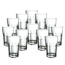 Conjunto De Copos Bristol Long Drink 12 Peças - 123UTIL