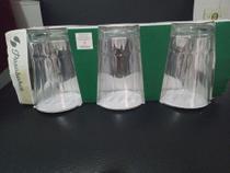 Conjunto de Copos Nergis 10 cm 235 ml vidro para tomar água e refrigerante e água 6pcs . - Sod Egito - SODALIME GLASS   EGITO