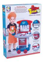 Conjunto De Cozinha Infantil Play Time - Menino - Cotiplás - Cotiplas