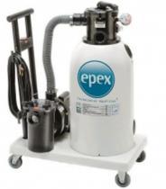 Conjunto De Filtração Portátil - Av3p - Vazão Até 5.000 Litros Horas - Epex