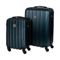 Conjunto de Malas Travelux Baden P e M -