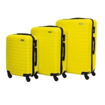 Conjunto de Malas Travelux Wengen - P, M e G -