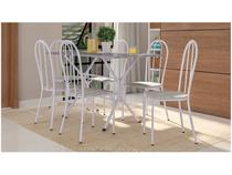 Conjunto de Mesa 6 Cadeiras Artefamol - Bruna