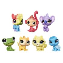Conjunto De Mini Figuras Littlest Pet Shop - Amigos Arco-Íris - Com 1 Figura Surpresa - Hasbro -