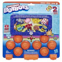 Conjunto de Mini Figuras Surpresas - Transformers Botbots - Video Game Surpresa - Hasbro - E5362 -