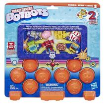 Conjunto de Mini Figuras Surpresas - Transformers Botbots - Video Game Surpresa - Hasbro -