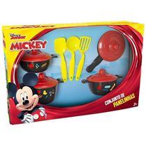 Conjunto De Panelinhas Mickey B252 - Mielle -