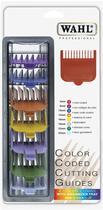 Conjunto de pentes de altura n.1 a 8 coloridos - Wahl