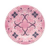 Conjunto de Pratos Fundos Com 6 Peças 23cm Floreal Hana - Oxford -