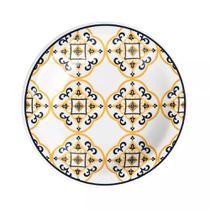 Conjunto de Pratos Fundos Com 6 Peças 23cm Floreal São Luis - Oxford -