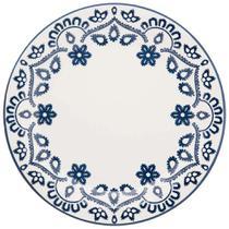 Conjunto de Pratos Rasos Com 6 peças 26cm Floreal Energy - Oxford -