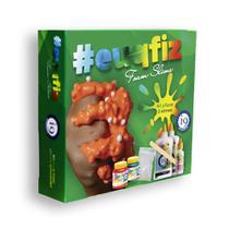 Conjunto de Slime - EUQFIZ - Kit 2 - Foam Slime - I9 Brinquedos -