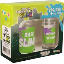 Conjunto de Slime - Refil Simples - 250 Gr - Winner -