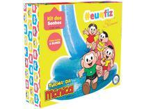 Conjunto de Slimes Turma da Mônica - euqfiz Kit dos Sonhos de Slimes i9 Brinquedos