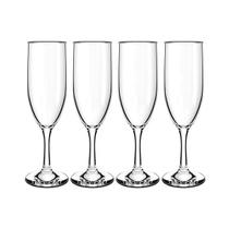 Conjunto de Tacas para Champagne Cisper Première 4 Pecas 7891017003893 -