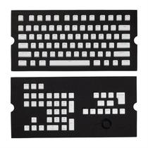 Conjunto De Teclas Para Teclado Mecânico Corsair CH-9000234-WW Keycaps Branco -