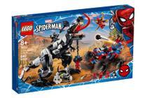 Conjunto Emboscada A Venomosaurus 76151 - LEGO -