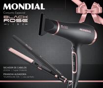Conjunto Especial Mondial Black Rose Line KT-90 -