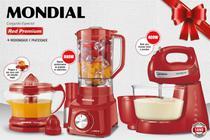Conjunto Especial Mondial Red Premium KT-96 -