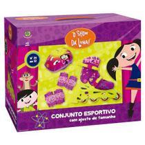 Conjunto Esportivo Patins  Show Da Luna 29 Ao 32 Dtc 3900 -