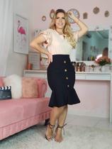 f7509d7fd7 Conjunto Feminino Evangélica Lindo Roupas Moda Feminina - Bellucy modas