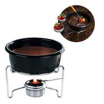 Conjunto fondue 07 peças - BRINOX