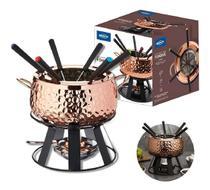Conjunto fondue 11 peças - Brinox
