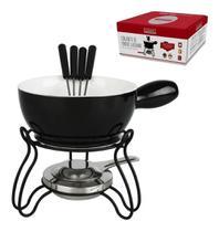 Conjunto fondue lausanne até 4 pessoas cjfn haüskraft - Hauskraft