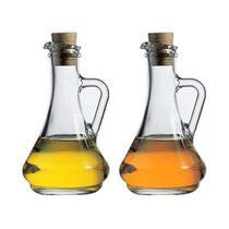 Conjunto galheteiro azeite e vinagre olíva 260 ml - Dayhome
