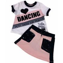 Conjunto infantil Dancing Paete  Petit Cherie -