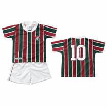Conjunto Infantil do Fluminense - Torcida Baby -