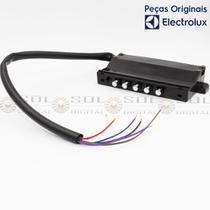 Conjunto Interruptor com LED Azul para Coifa Electrolux - E251050 -