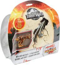 Conjunto Jurassic World 2 - Pacote com 15 Mini Dinossauros FPX90 - Mattel -