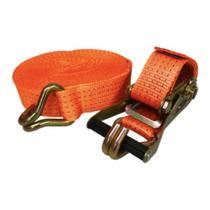 Conjunto (kit) catraca com cinta de amarração de cargas 50mm 9 metros 5 toneladas laranja - Astro
