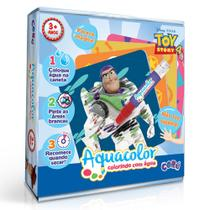 Conjunto - Maleta Aquacolor - Colorindo com Água - Disney - Toy Story 4 - Toyster -