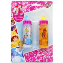 Conjunto Mamadeiras Mágicas Princesas Disney - Toyng - Princesas Disney, Toyster