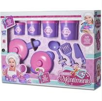 Conjunto Mantimento Cozinha Kids Zuca Toys -