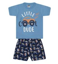 "Conjunto Masculino Infantil ""Little Dude"" - Sempre Kids"
