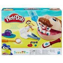 Conjunto Massa de Modelar - Play-Doh - Dentista - Hasbro -