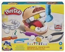 Conjunto Massinha Play-Doh Brincando de Dentista - Hasbro -