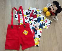 Conjunto Mickey - Cartoon Kids