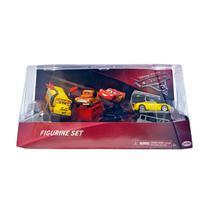 Conjunto Mini Figuras Carros 3 Domo 5 Peças - Sunny -