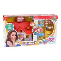 Conjunto Mini House - Lucy - DTC -