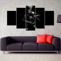 Conjunto paineis Quadro mosaico Naruto decorativo mosaico - Neyrad