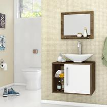 Conjunto Para Banheiro Baden Bechara - MDR Branco -